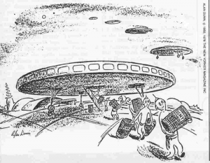 New_Yorker_aliens cartoon 1950