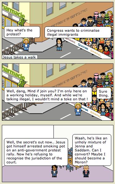Clone Jesus 24