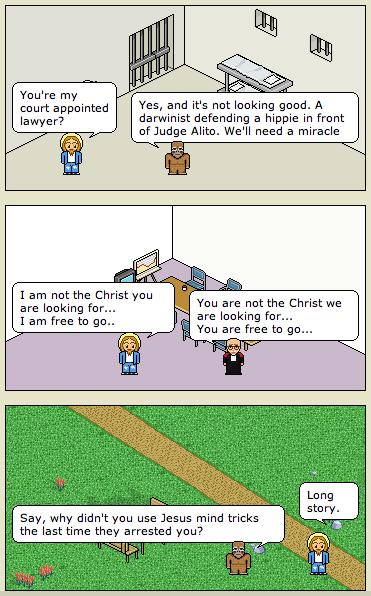 Clone Jesus 28