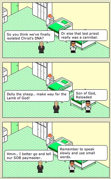 Clone Jesus 8