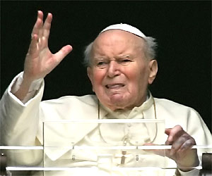 pope does his famous marlon brando impersonation